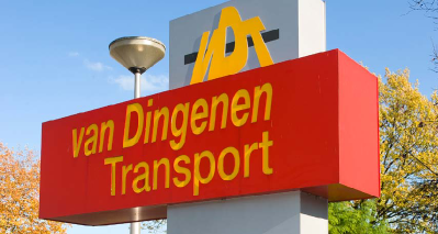 bord van dingenen transport