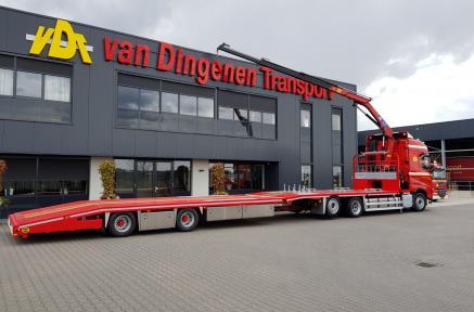 vrachtwagen vdt