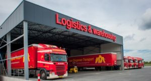 logistics en warehousing