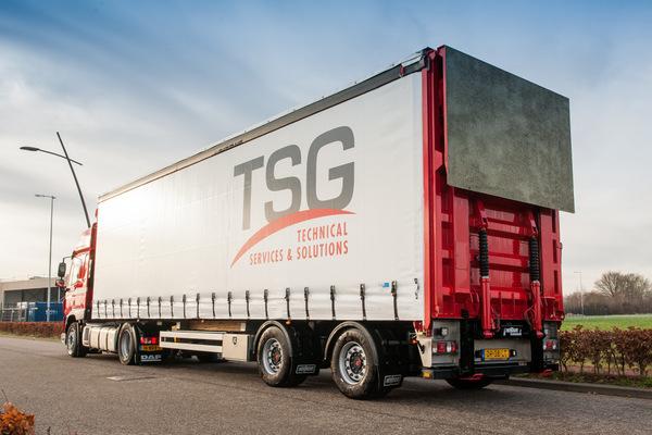 0070 laadbrug trailer