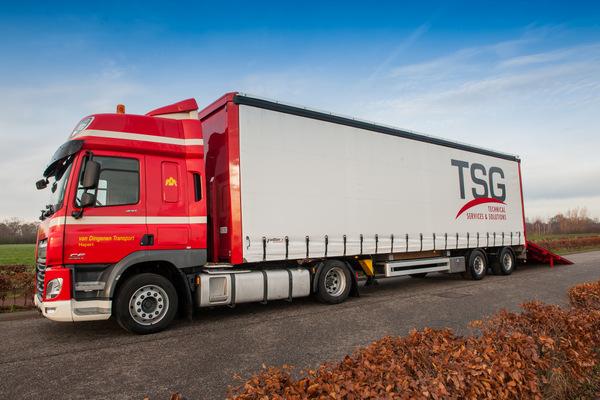 0082 Laadbrug trailer